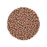 HAY - Teppich Pinocchio - multicolour - Ø 140 cm