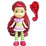 Hasbro 28644 - Mini muñeca Tarta de Fresa con peine, 7 cm