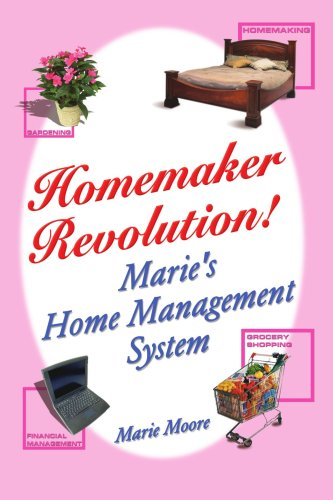 Homemaker Revolution!: Marie's Home Management System