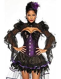 917c8d7006b763 Suchergebnis auf Amazon.de für: corsage schwarz - KeiJo 24: Bekleidung