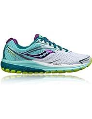 Saucony Ride 9 W, Zapatillas de Running para Mujer