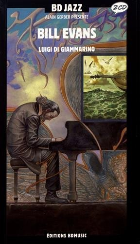 BD Jazz par Alain Gerber par