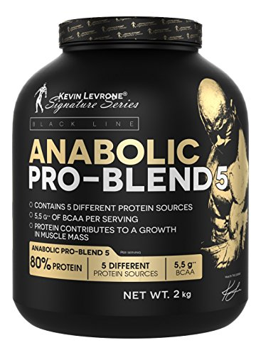 Kevin Levrone Black Line Anabolic Pro-Blend 5 2kg - Chocolate -
