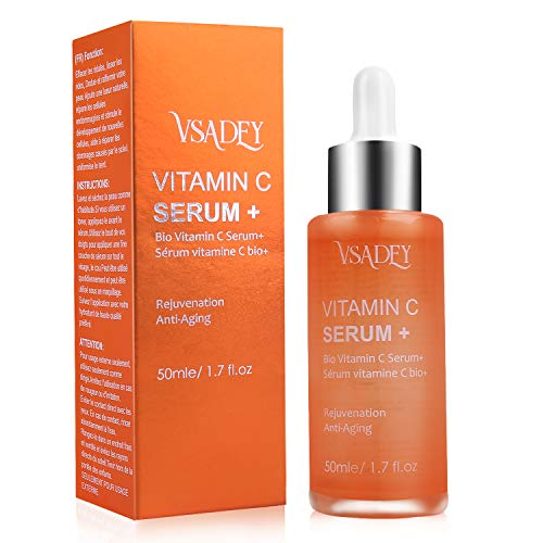 Vsadey Serum Facial Vitamina C 25% con Vitamina E