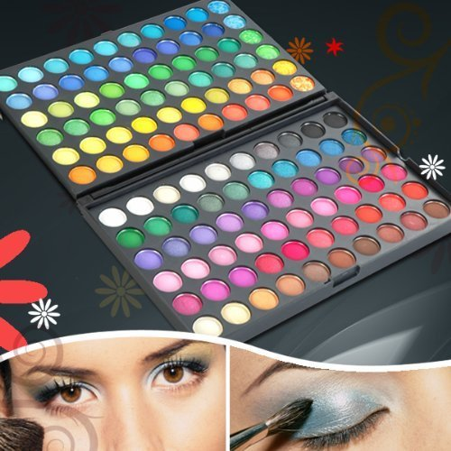 Itian 120 Color Gama Colores Maquillaje, Universal