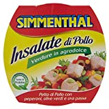 Simmenthal Gustose di Pollo, Verdure in Agrodolce - 160 gr
