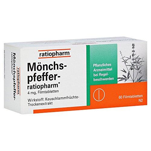MÖNCHSPFEFFER-ratiopharm 60 stk