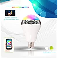 EDW Altoparlanti Bluetooth Creative LED spia audio spia di controllo