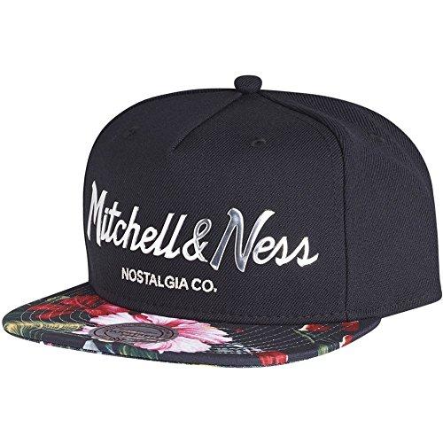 Mitchell   Ness Herren Snapback Cap Tropical Visor Sonic schwarz Verstellbar 27659320078e