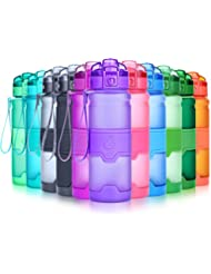 Grsta Botella de Agua Deportiva -400ml/500ml/700ml/1000ml- Sin BPA