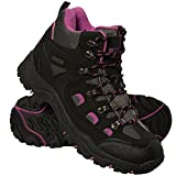 Mountain Warehouse Botas Impermeables Adventurer Para Mujer Negro 39