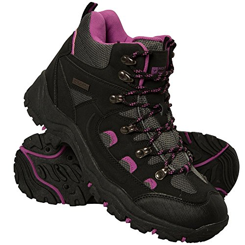 Mountain Warehouse  impermeables Adventurer para mujer Negro 39