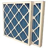 US Home filtro SC40–18x 25x 218x 25x 2Merv 8Pleated Air Filter (6-pack), 45,7x 63,5x 5,1cm