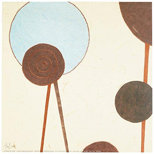 Eurographics ABU1103 Alan Buckle, Timeless 30 x 30 cm, Hochwertiger Kunstdruck -