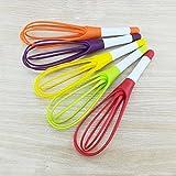 Pinkdose® 1Pcs Pp Plastic Manual Egg Beaters Hand Egg Mixer Cooking Foamer Wisk Cook Folding Cream Blender Kitchen Gadgets