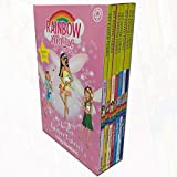 Rainbow Magic Pet Keeper Fairies Collection 7 Books Box Set With Gift Journal (Katie the Kitten Fairy, Bella the Bunny Fairy, Georgia the Guinea Pig Fairy, Lauren the Puppy Fairy, Harriet the Hamster Fairy, Molly the Goldfish Fairy, Penny the Pony Fairy)