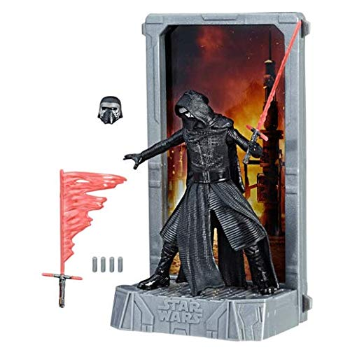 Star Wars Black Series Titanium Series Diecast Figures 10 cm Kylo Ren