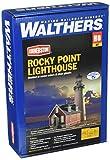 Walthers Cornerstone 933-3663 - Zubehör - Rocky Point Leuchtturm
