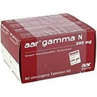 Preisvergleich für AAR GAMMA N 300 mg Dragees 160 St Dragees