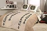 Unbekannt Bettwäsche Set 1 Deckenbezug 135x200 cm und Kissenhülle 80x80 cm Japan JapanMania Kyoto Tales