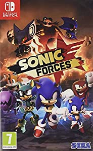 SONIC FORCES PEGI (Nintendo Switch)