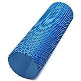 45x15cm EVA Yoga Pilates Home Gym Foam Roller Massage Trigger Point