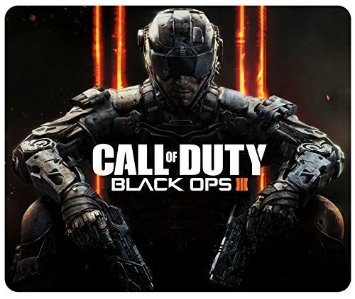 Preisvergleich Produktbild Call Of Duty Black Ops Iii Mouse Pad, Customized Rectangle Mousepad by iCustomonline
