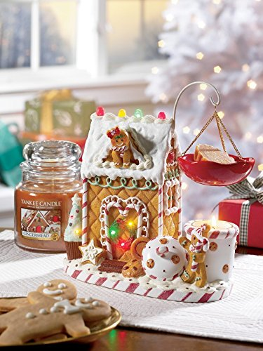 Yankee Candle - Ginger kids led quemador de sera