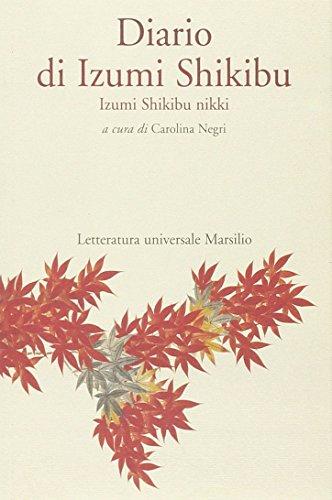 Diario di Izumi Shikibu