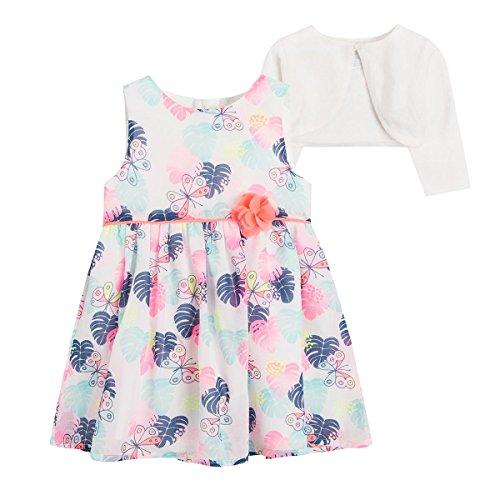 COOL CLUB Baby Set Kleid & Bolero für Mädchen
