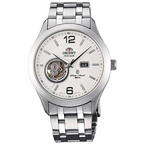 Orient fdb05001CDB05001W–Wristwatch men's, stainless steel silver strap