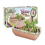 My Fairy Garden - Feen Küchen Garten Küchenset Spielzeugset für Kinder ab 4 Jahren zum selber Pflanzen Spielen Verzehren Züchten Forschen inkl. Erbsensaatgut