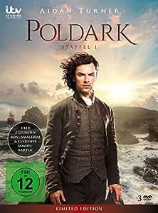 Poldark - Staffel 1, Limited Edition im Digipak [3 DVDs]