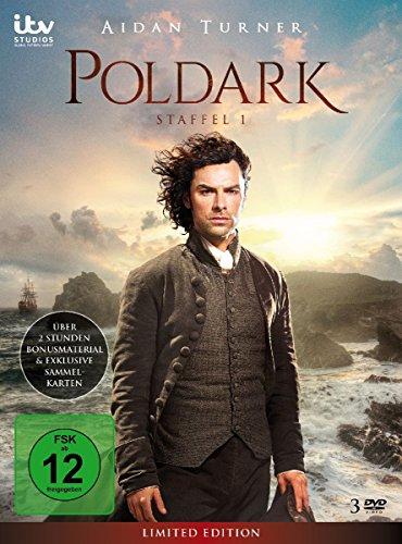 Poldark - Staffel 1, Limited Edition im Digipak [3 (Elizabeth Turner Kostüm)