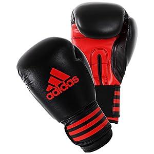 adidas Boxhandschuhe Power 100 Schwarz, 14