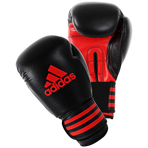 adidas Boxhandschuhe Power 100, Schwarz, 12, ADIPBG100