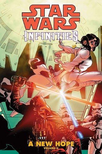Infinities: A New Hope: Vol. 2 (Star Wars: Infinities) by Chris Warner (2011-01-01) par Chris Warner