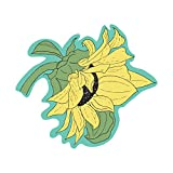 Sunflower Laptop Sticker