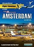 Mega Airport Amsterdam X (Add-on pour FSX et FS2004)