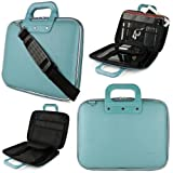 Best SumacLife Ultrabooks - Sumaclife Blue Cady Briefcase Bag For Dell Xps Review
