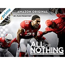 All Or Nothing: Eine Saison mit den Arizona Cardinals [dt./OV]