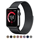 Surwin Apple watch Armband Apple watch band iwatch armband iwatch band Ersatzarmband für Apple watch 38 mm milanesisches Armband