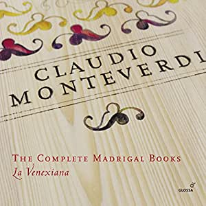 Monteverdi / the Complete Madrigal Books