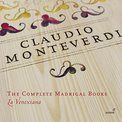 Monteverdi: The Complete Madrigal Books (Limited Edition)