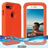Die besten Iphone 6 Plus Fall Waterproofs - Temdan iPhone 8Plus/7Plus/6S Plus/6Plus Schwimmender Fall mit 0,2mm Bewertungen
