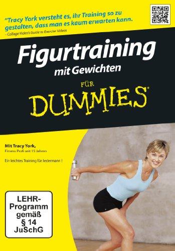 Figurtraining mit Gewichten für Dummies