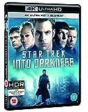 Star Trek: Into Darkness (4K UHD Blu-ray + Blu-ray) [2013] [Region Free]