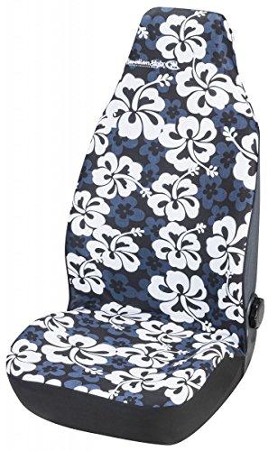 Hawaiian Autositzbezug - Einzelsitz, Farbe:Schwarz