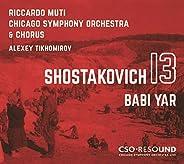 Sinfonie 13 (Babi Yar)