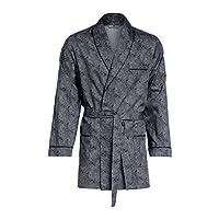 Revise heren ochtendjas - kort - badjas RE-509 - elegant - 100% katoen